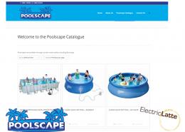 poolscape-website-development