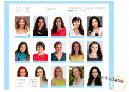 azure-management web application
